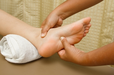 Reflexology for Colic