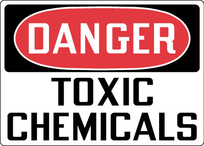 toxic chemicals