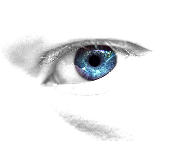 eye dryness